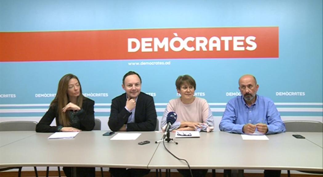 Espot detalla la seva proposta d'un servei d'acompanyament per l'avortament fora d'Andorra
