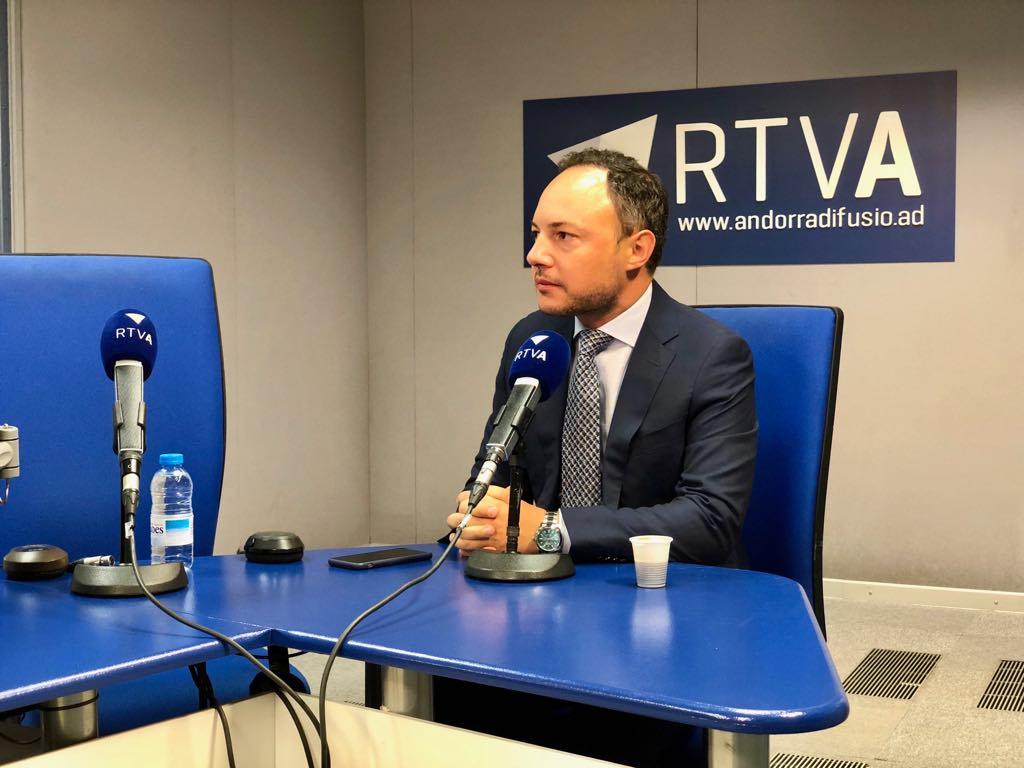 El cap de Govern nega tensions en la coalició pels afers Chato i Minoves