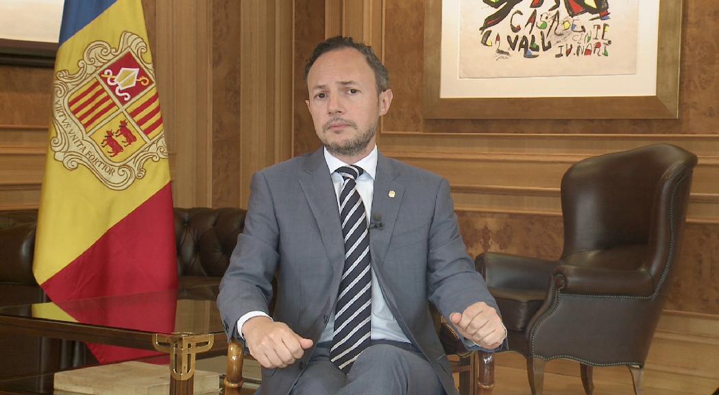 Espot participa telemàticament en el 75è aniversari de les Nacions Unides
