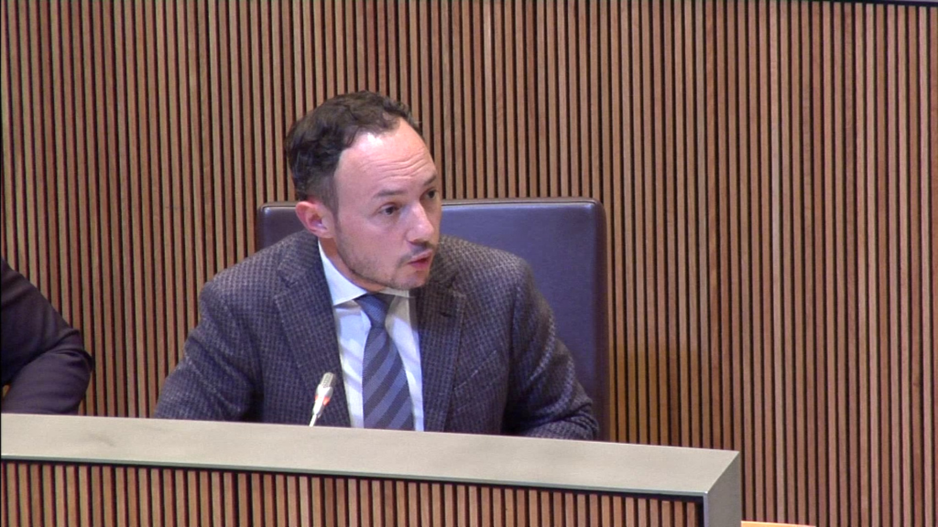 El cap de Govern es reafirma al Consell en la necessitat que la fiscalia investigui Stop Violències