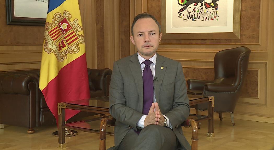 Espot referma l'aposta d'Andorra contra el malbaratament alimentari per avançar en la sostenibilitat