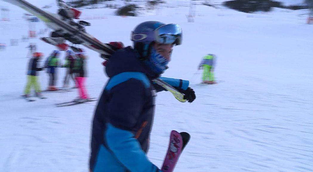 Les estacions d'esquí necessitaran uns 2.000 treballadors per a la temporada d'hivern