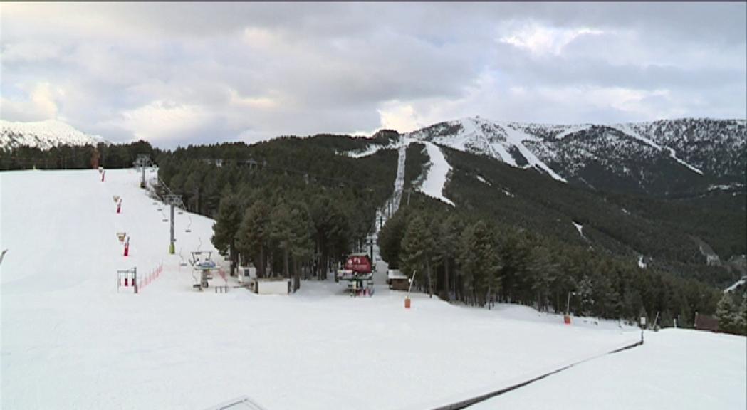 Les estacions d'esquí treballen per resoldre l'escassedat de pisos per als temporers