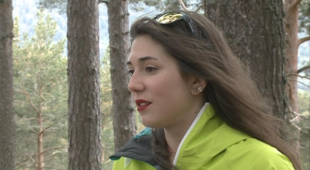 Estefania Troguet, als peus del Nanga Parbat, perseguint el seu primer 8.000