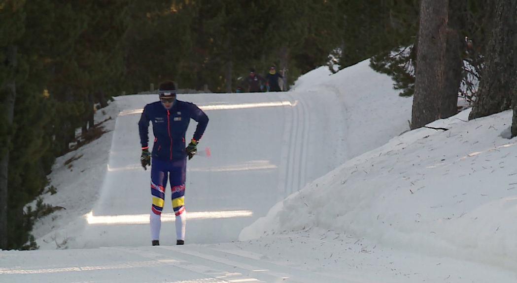 Esteve i Vila tornen del Tour d'Ski amb sensacions contraposades i la vista posada en el Mundial