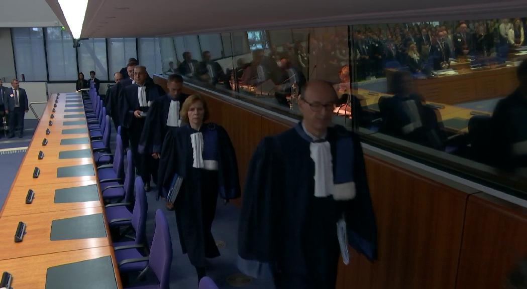 El Tribunal de Drets Humans d'Estrasburg no ha acceptat la demand