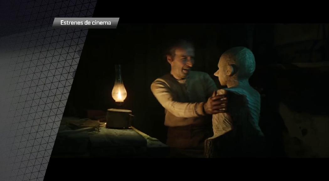 Estrenes: Roberto Benigni torna amb 'Pinocho', interpretant Geppetto