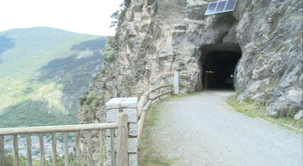 L'etapa andorrana de la Vuelta passarà pel camí de les Pardines
