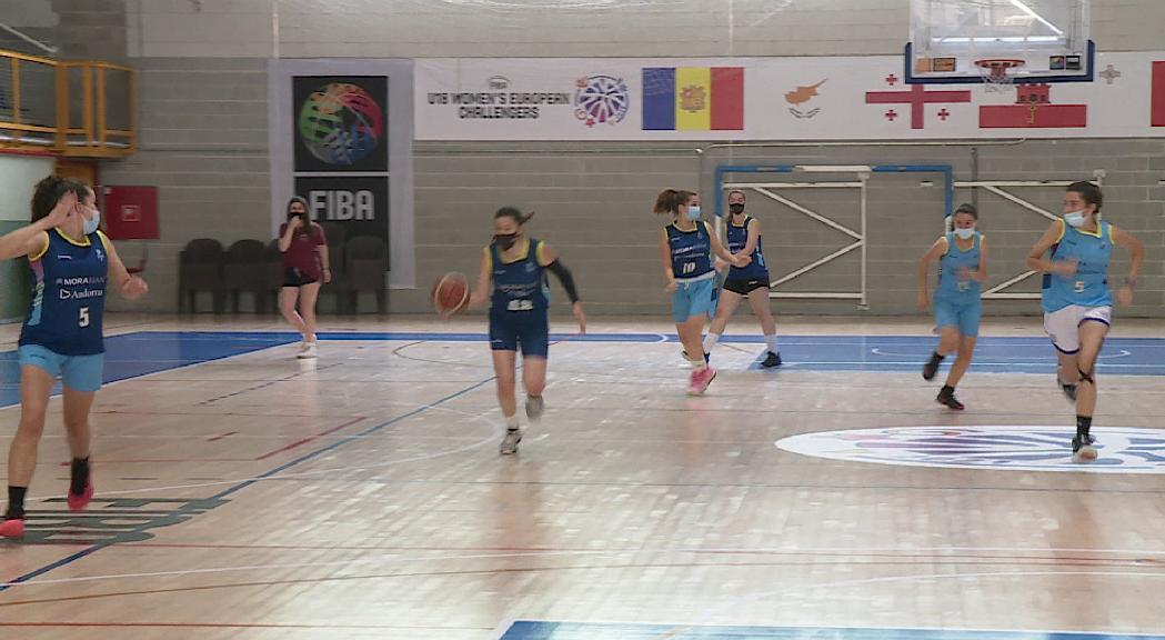 L'Europeu femenísub-18 de bàsquet comptarà amb 5 seleccions i es jugarà en format de lligueta