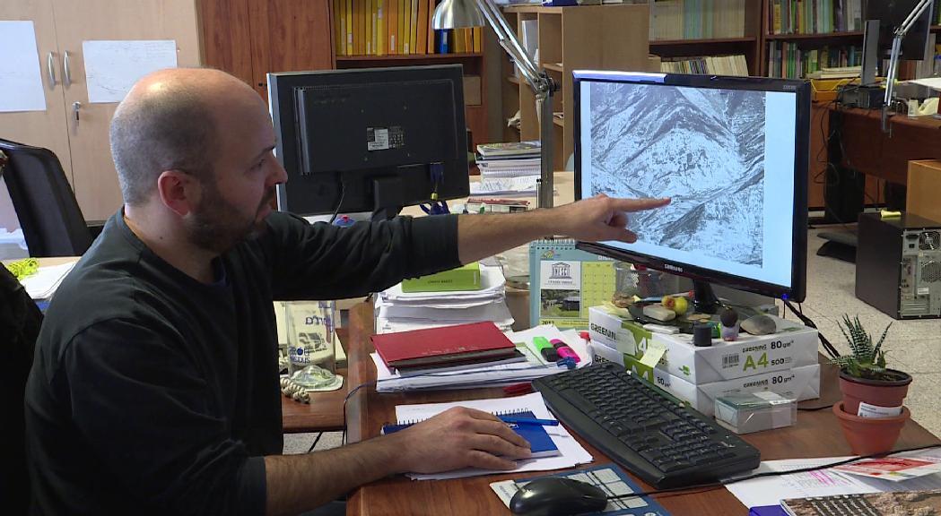 L'evolució del paisatge des del 1948 a través d'una nova eina del CENMA