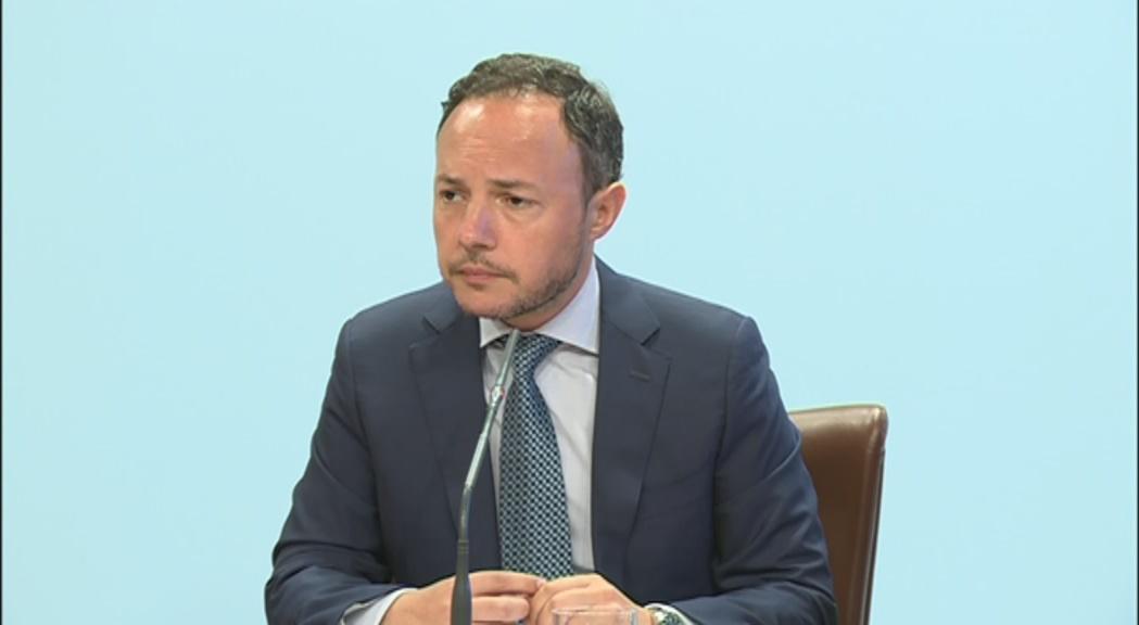 L'Executiu posa l'anàlisi de l'esllavissada en mans del gabinet jurídic per determinar responsabilitats