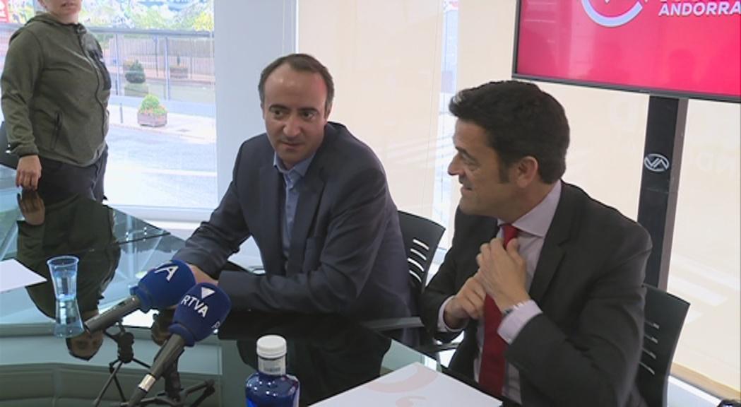 """L'executiu creu que amb l'acord de Vallnord """"guanya Andorra"""""""