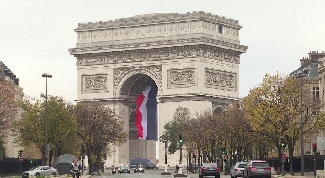 França aixeca aquest dilluns 3 de maig les restriccions a