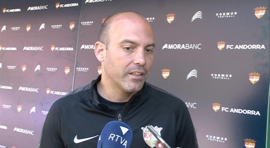 Expectativa davant el debut a segona B del FC Andorra