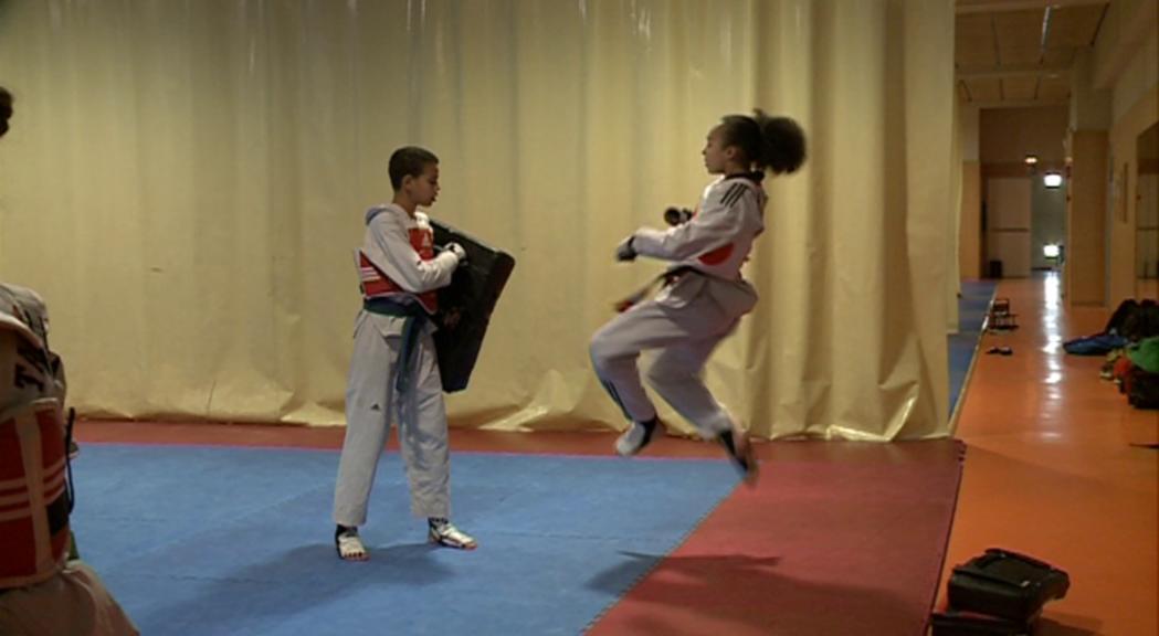 Ezoe Alberola, bronze al Campionat del Món cadet de taekwondo