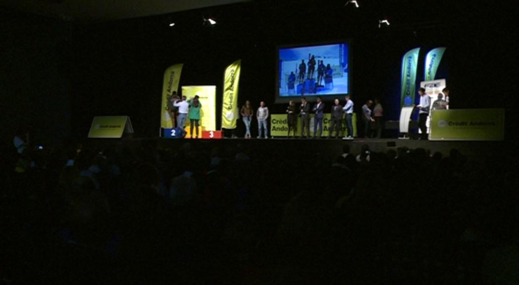 La FAE lliura els premis dels Campionats d'Andorra