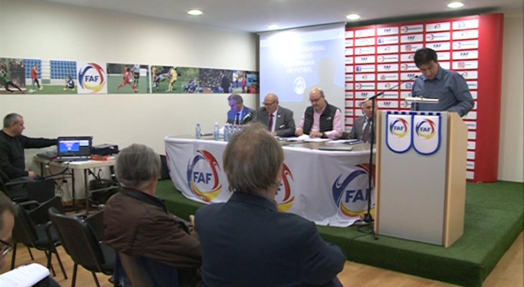 La FAF celebra dilluns l'assemblea sota l'amenaça d'una impugnació per part d'un grup de clubs