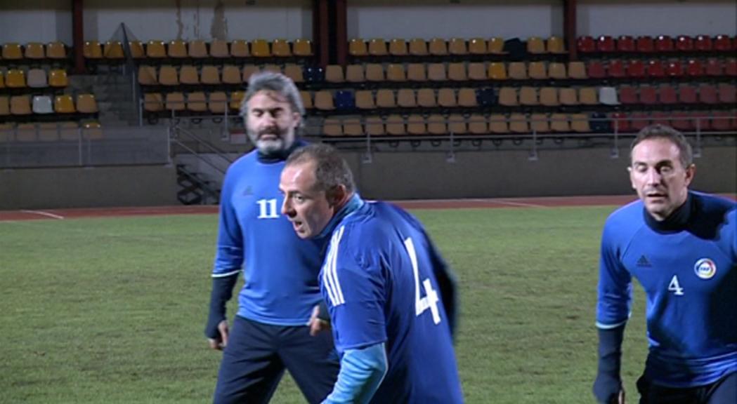 El FAF Legends s'estrenarà diumenge contra els veterans del Girona