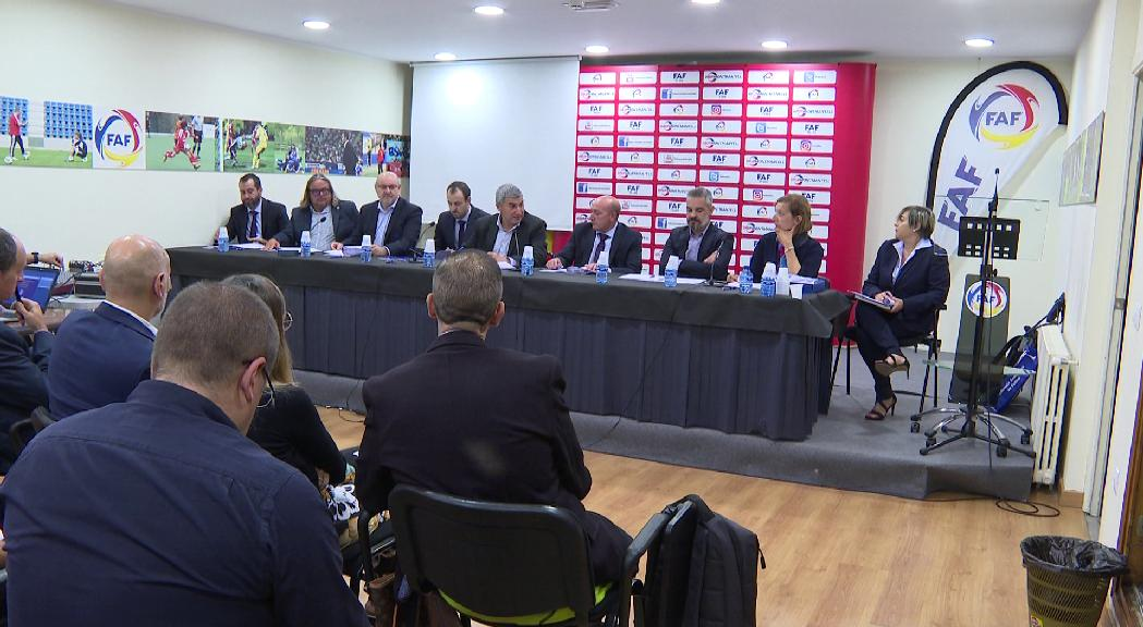 La Federació de Futbol no destinarà als clubs l&#39