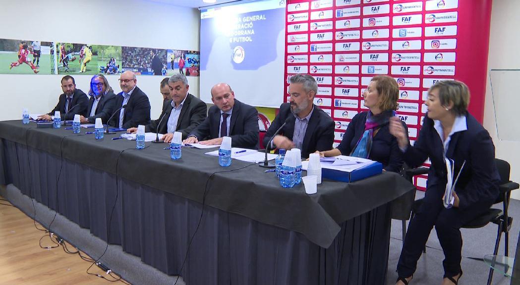 La FAF presenta denúncia policial per l'arranjament de partits entre l'Inter i el Sant Julià