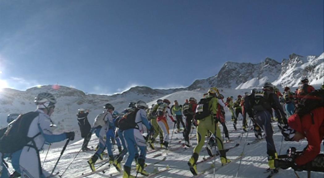 La FAM obre la Copa del Món d'Skimo amb cinc esquiadors
