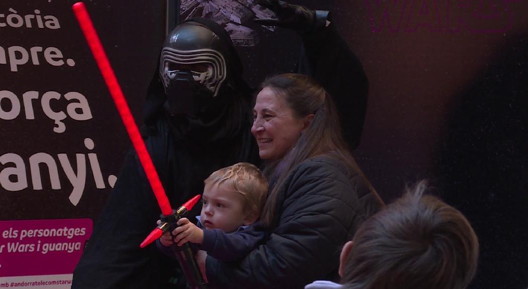 L'estrena del nova pel·lícula d'Star Wars 'L'ascens
