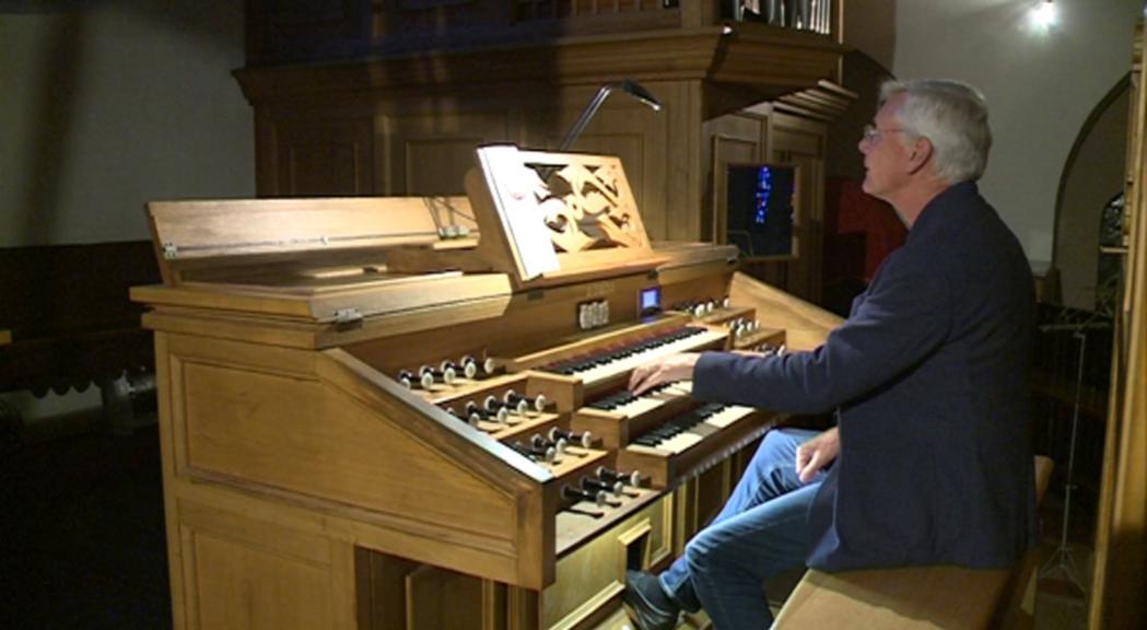 """""""Fantasies corals"""" de Ludger Lohmann posarà punt final als concerts del 20è Festival internacional d'orgue"""
