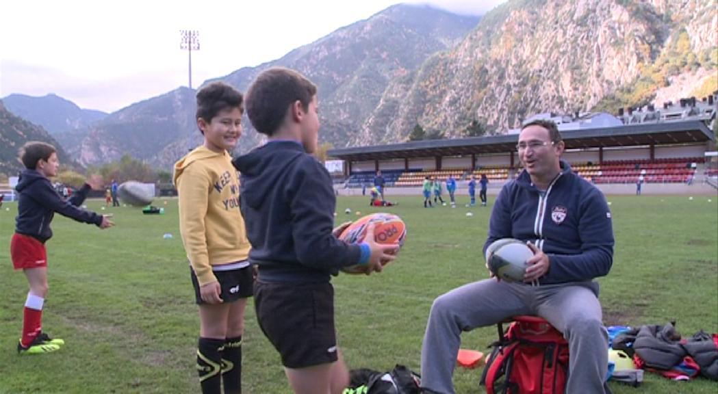 La Federació Andorrana de Rugbi ha anunciat a travé