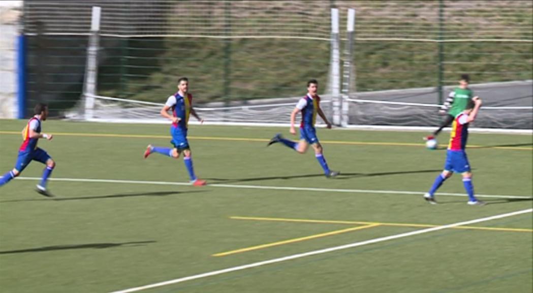 El FC Andorra, amb l'ascens a tir després de 9 jornades invicte