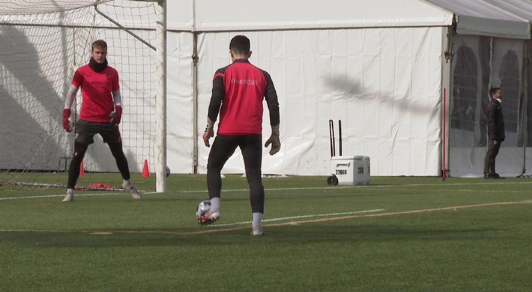 El FC Andorra buscarà el lideratge davant el Nàstic de Tarragona