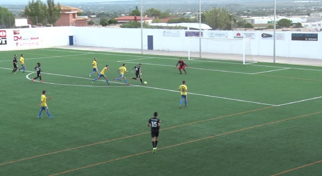 L'FC Andorra cedeix el lideratge del grup 3 de segona B després d'empatar contra l'Oriola (1-1)