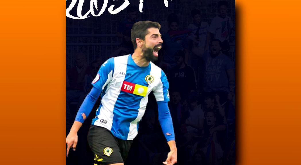 L'FC Andorra confirma el fitxatge Carlos Martínez