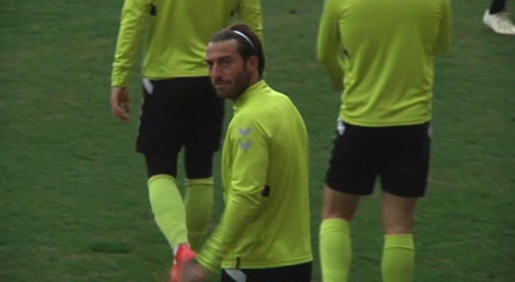 L'FC Andorra confirma els fitxatges de Javier Martos, Diego Huesca, Miguel Palanca i Iker Goujón