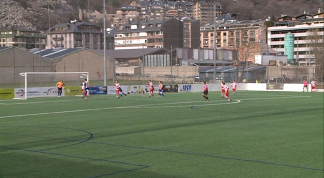 L'FC Andorra continua reforçant-se per buscar l'ascens aquesta mateixa temporada