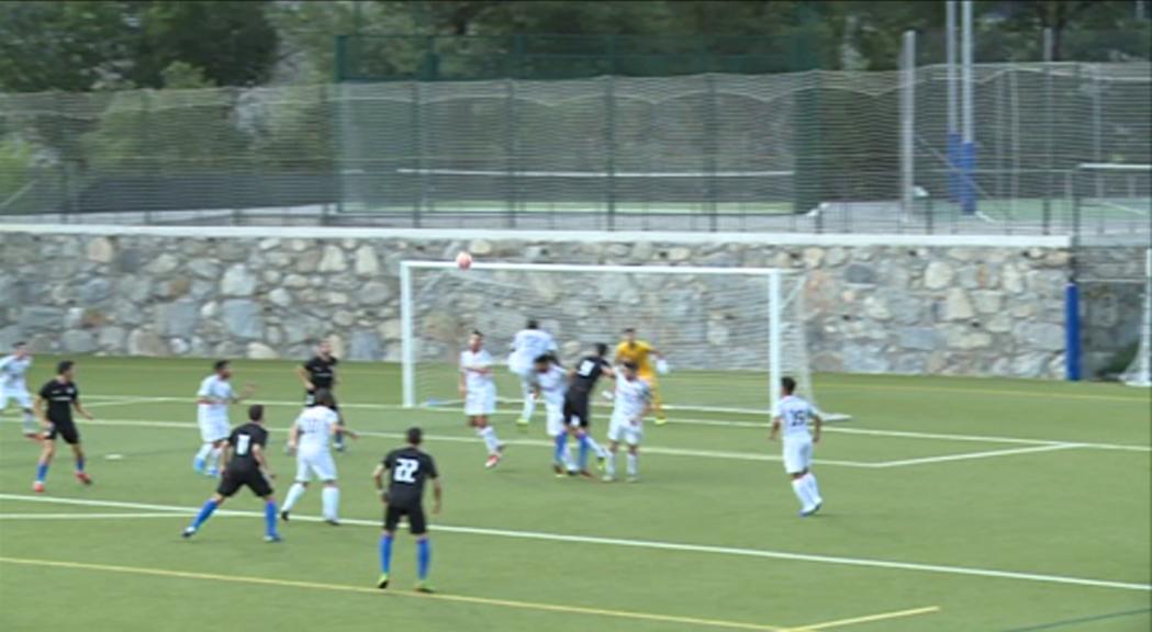 El FC Andorra defensa l'alineació contra el Terrassa després de la reclamació del club català