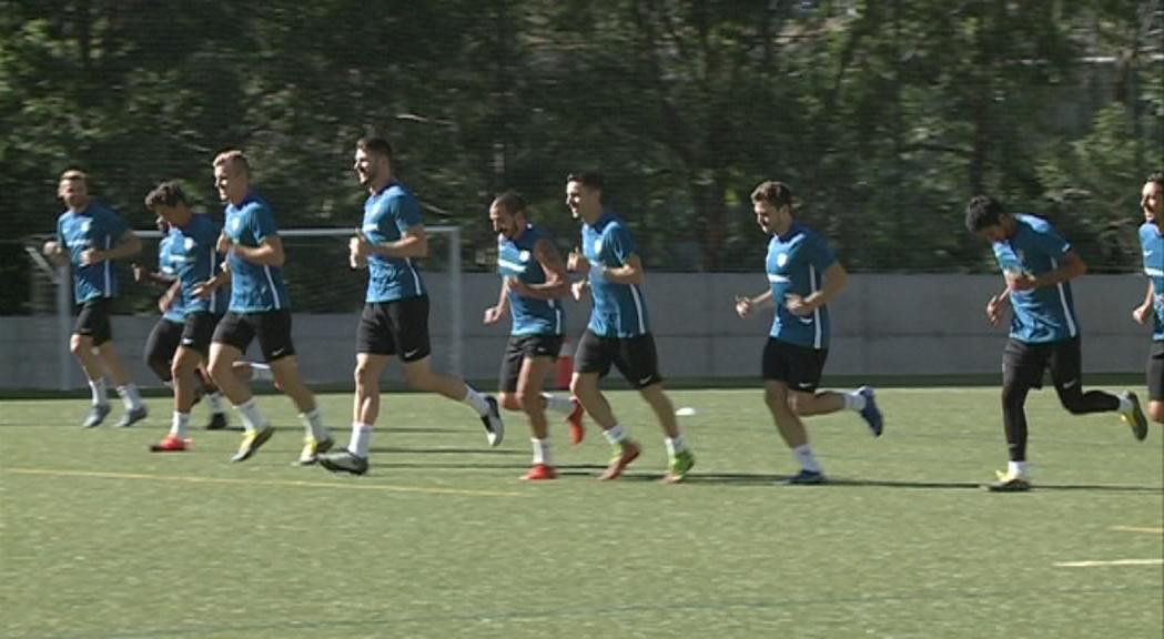 El FC Andorra ja és equip de segona B