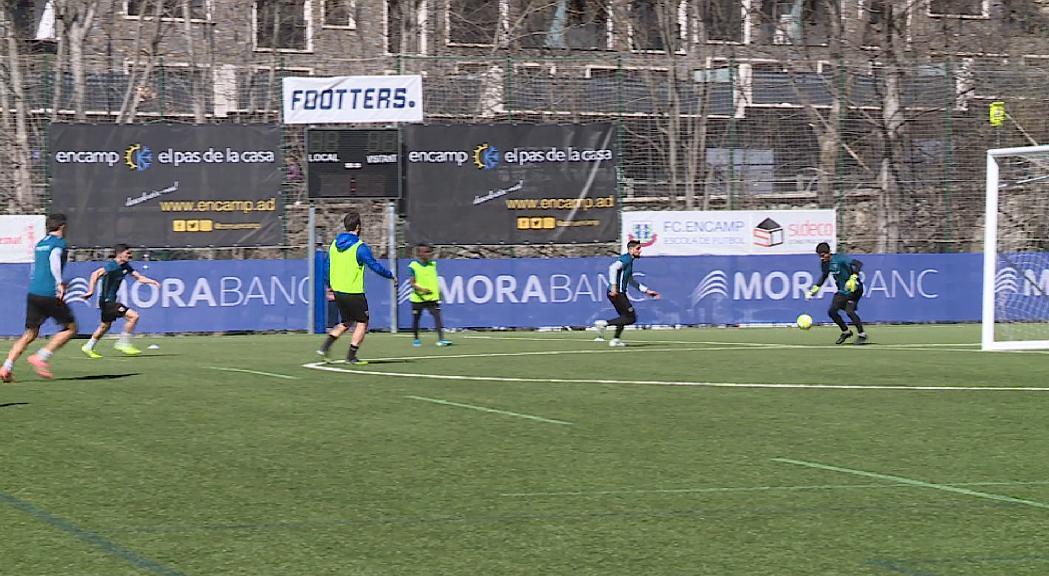 El FC Andorra no es planteja retallar salaris