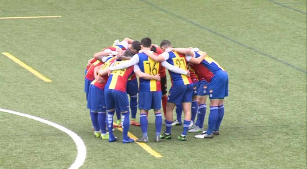 El FC Andorra obrirà la competició a tercera contra el Terrassa el 31 d'agost