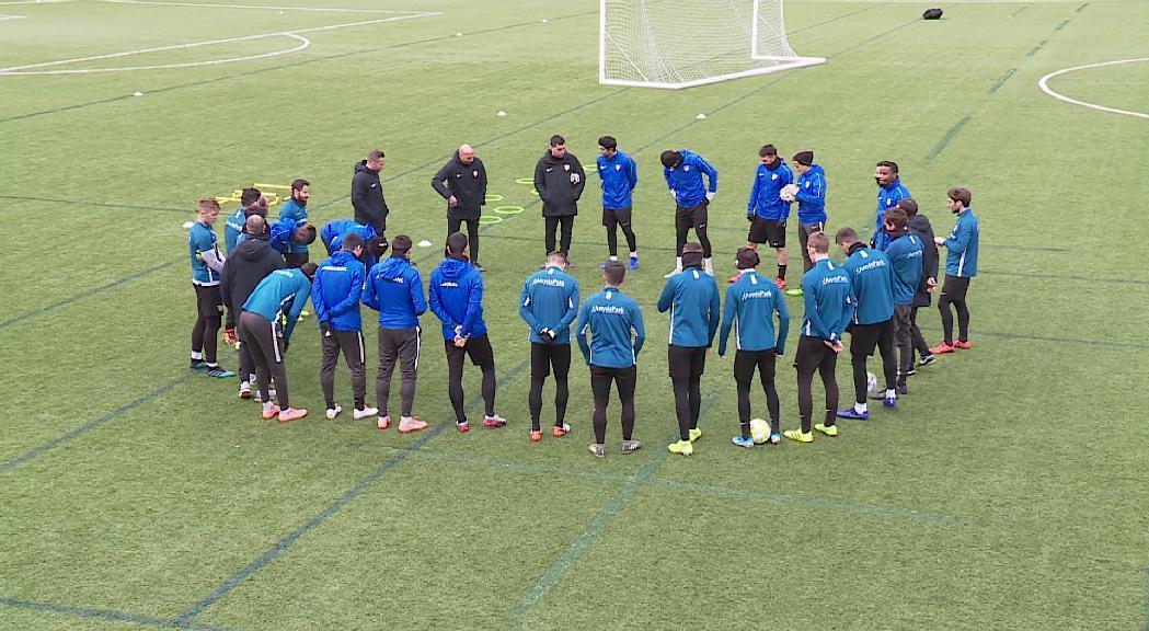 El FC Andorra rebrà 130.000 euros del programa Impulso 23 de la Federació Espanyola