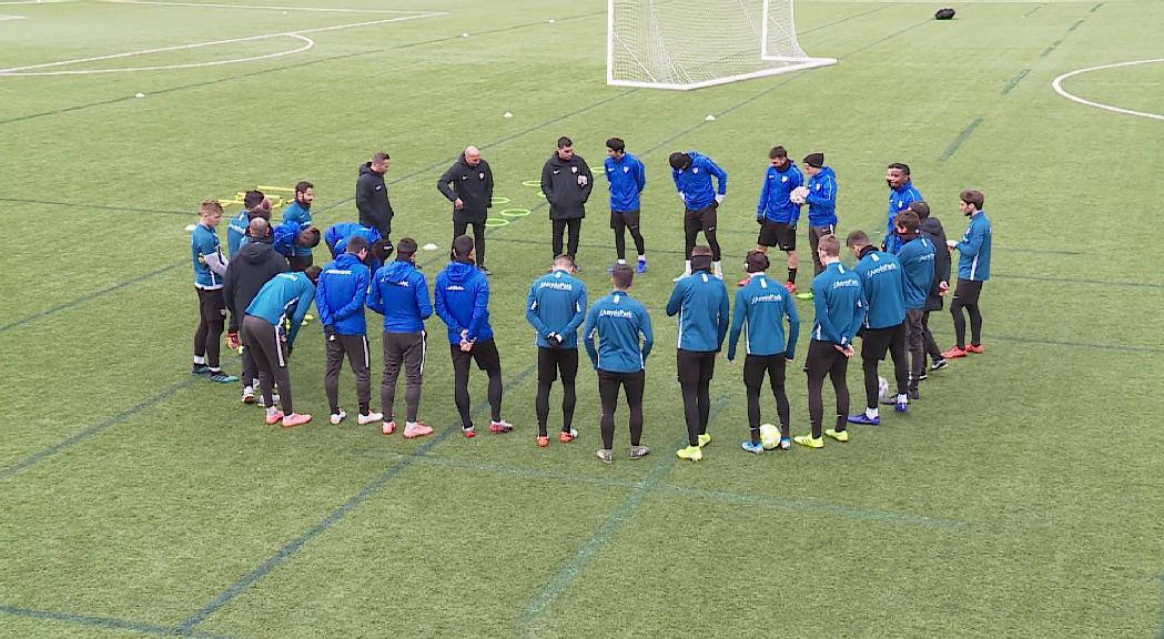 El Futbol Club Andorra ja forma part del programa Impulso 23 de l
