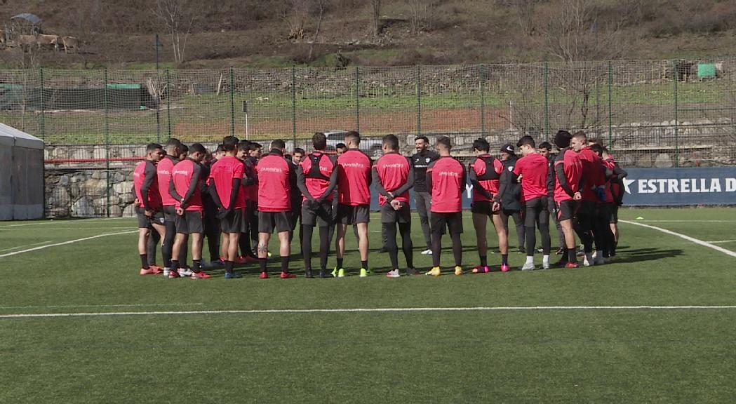 El FC Andorra a la recerca de la solidesa defensiva