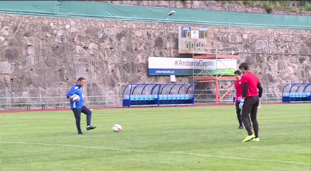 El FC Andorra reduirà els salaris entre un 30 i 40% mentre duri la crisi