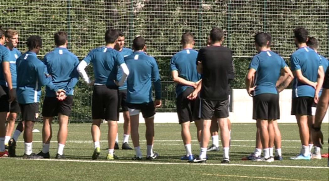 El FC Andorra tornarà a jugar a Segona B 21 anys després