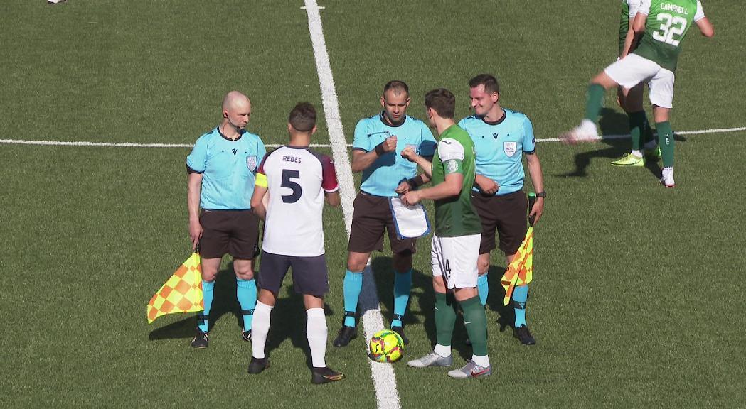 El FC Santa Coloma cau eliminat a la Conference League