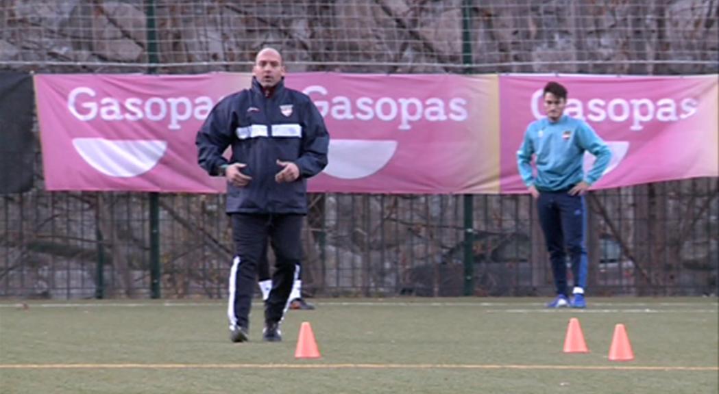 L'FC Andorra confirma la baixa de cinc jugadors