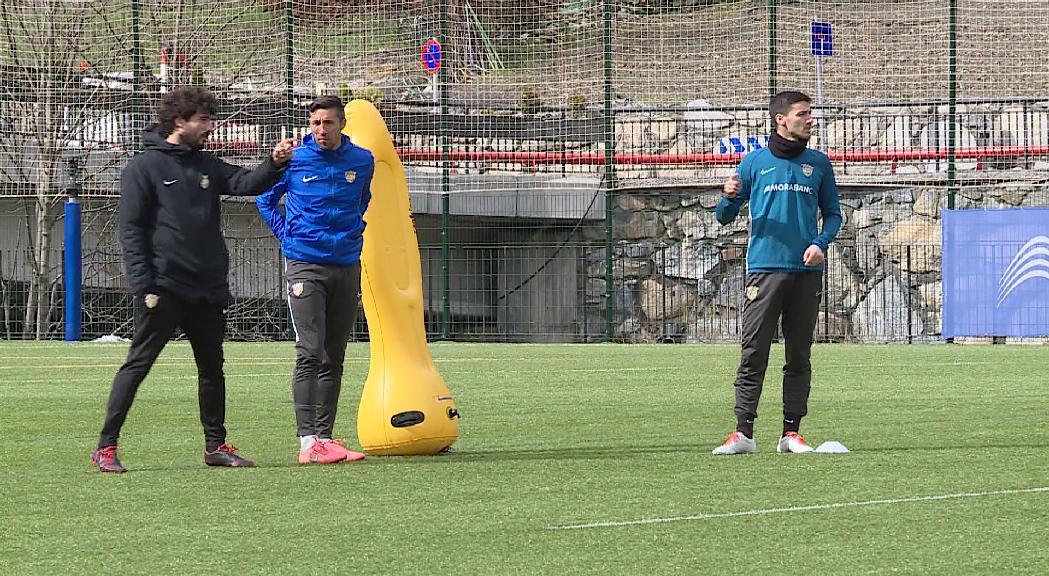 Fede Bessone es retira, però seguirà lligat al FC Andorra