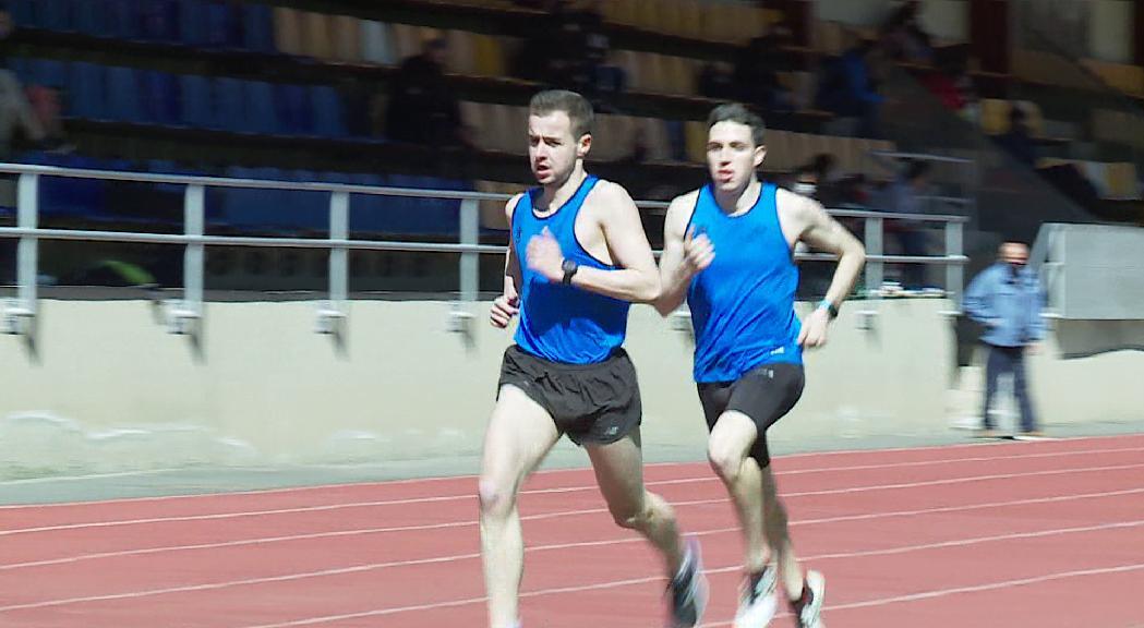 La Federació d'Atletisme participa en el míting ASSE de San Marino amb un equip molt jove sense Moya ni Carabaña