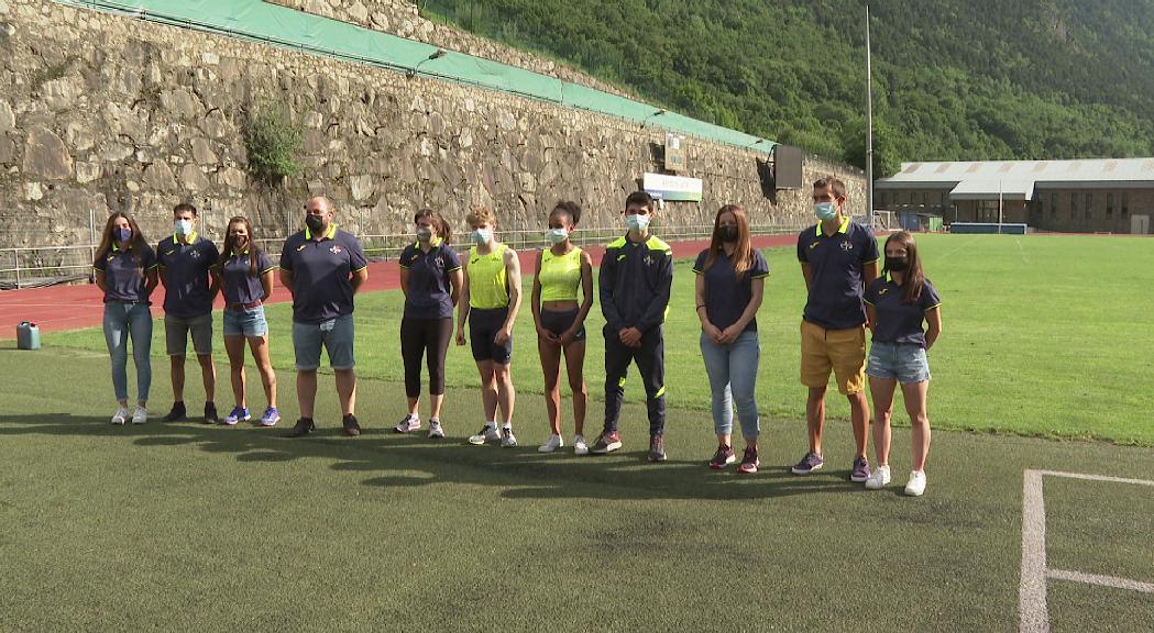 La Federació d'Atletisme prepara un equip competitiu per als Jocs dels Petits Estats d'Andorra 2025