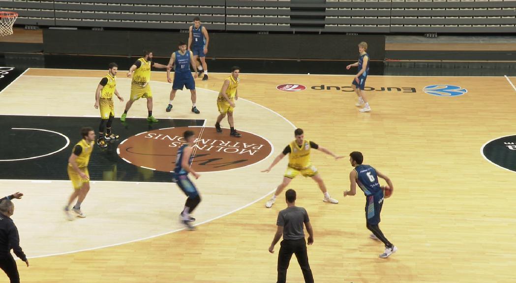 La Federació de Bàsquet optimista amb el futur de la selecció