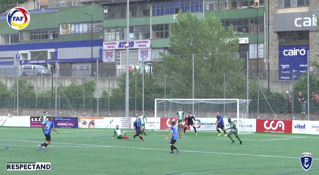 La Federació de Futbol denunciarà l'arranjament de partits i manipulació d'apostes arran del possible acord entre Inter i Sant Julià